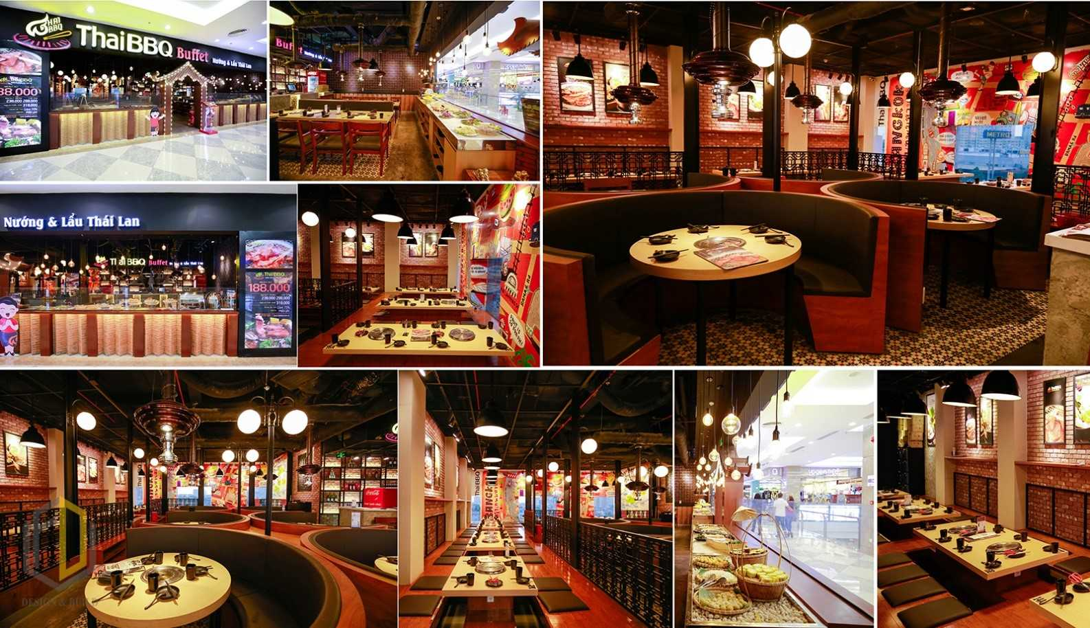 I.F. D GROUP – SPECIALIZING IN RESTAURANT INTERIOR DESIGN